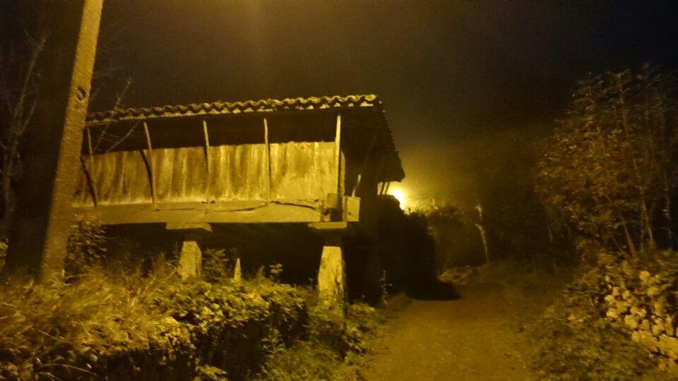 Asturias - horreo - infiesto