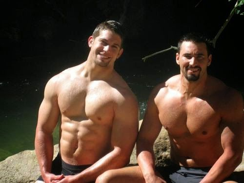 men young Muscle gay