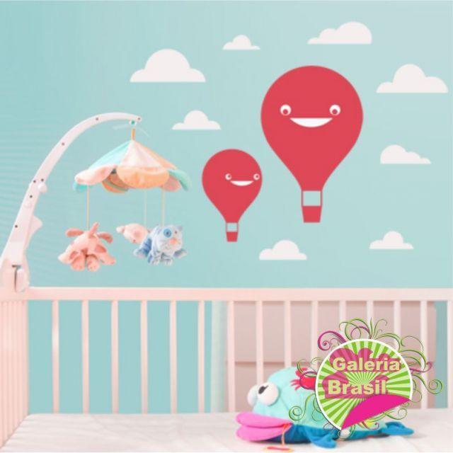 balão de papel quarto infantil - Pesquisa Google