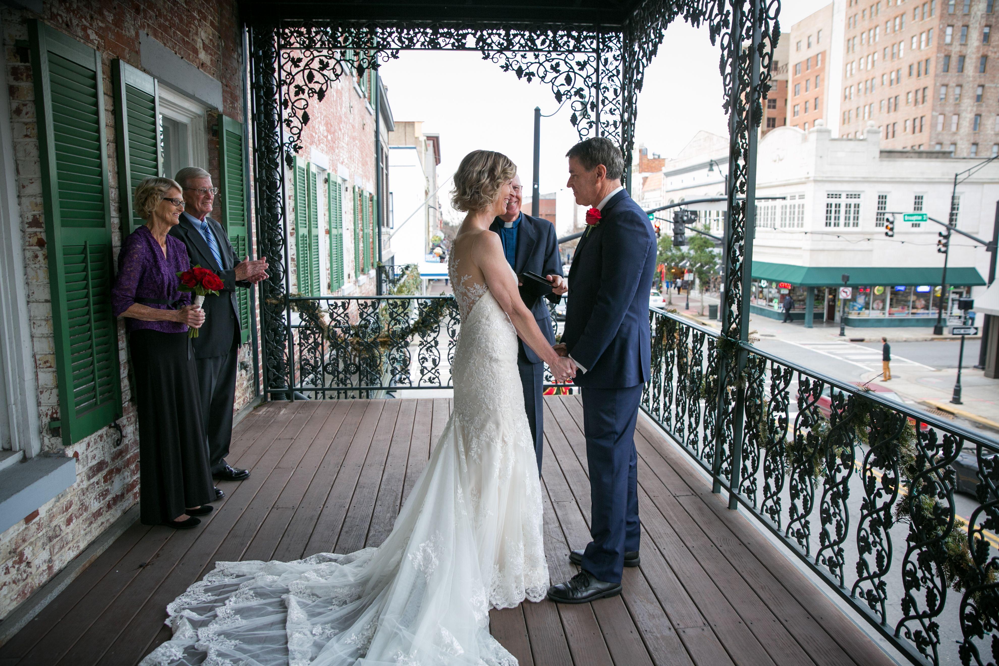2017 Savannah Elopement Wedding Packages