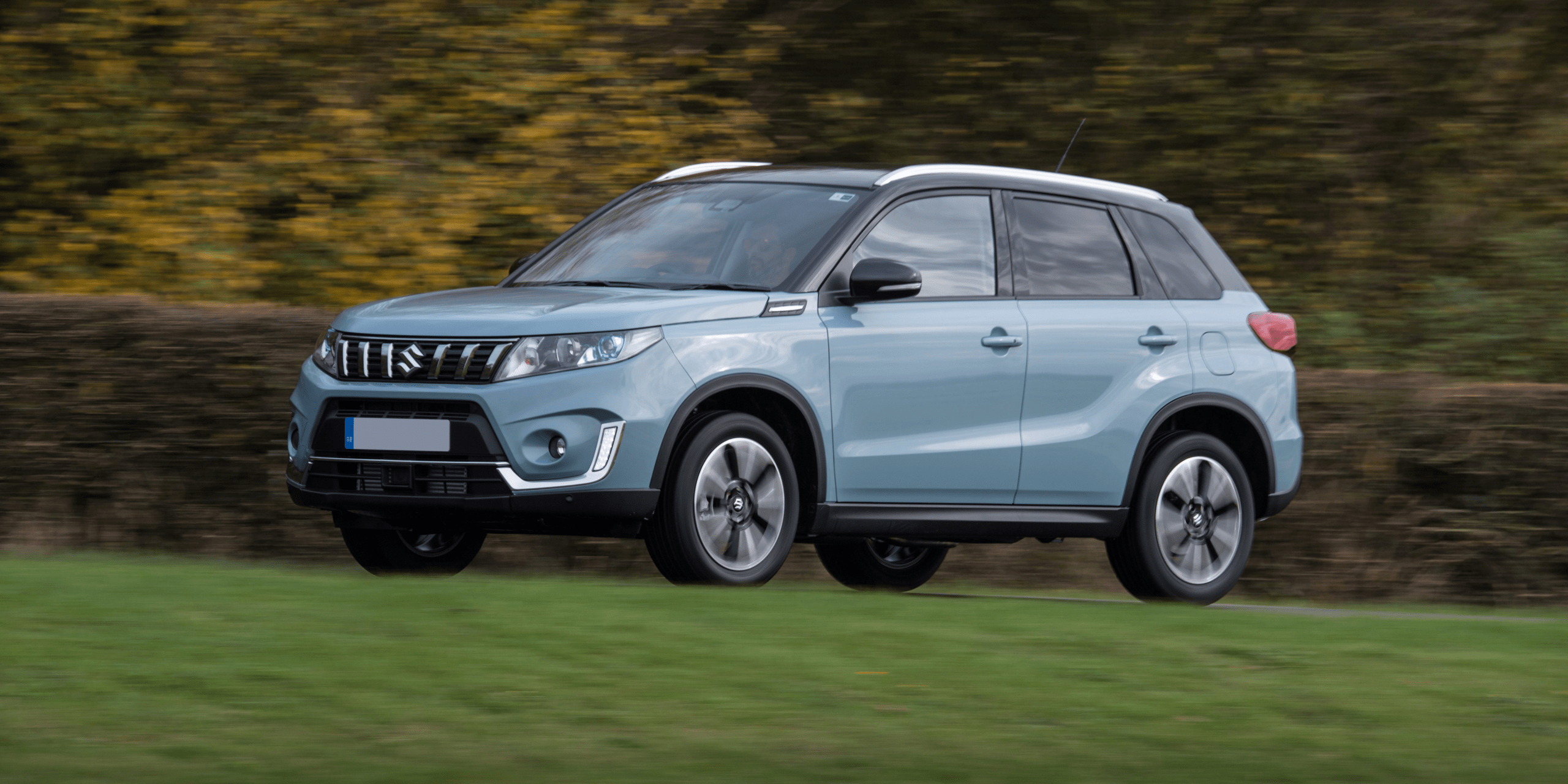2020 Suzuki Grand Vitara Preview Images