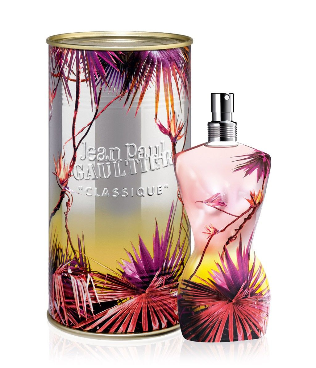 jean paul gaultier classique sommerduft perfume in 2019. Black Bedroom Furniture Sets. Home Design Ideas