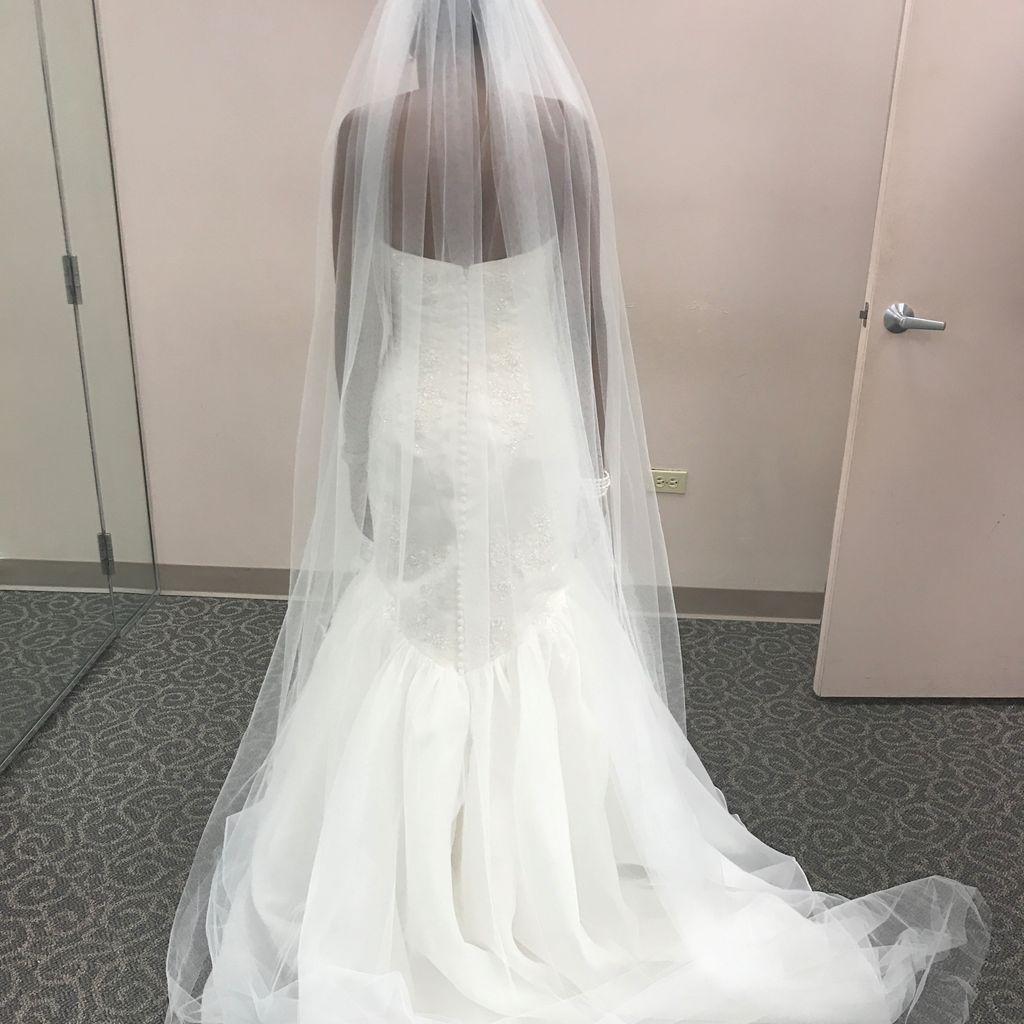 Truly Zac Posen Mermaid Wedding Dress With Lace David S Bridal Mermaid Wedding Dress Wedding Dresses Lace Wedding Dresses [ 1024 x 1024 Pixel ]