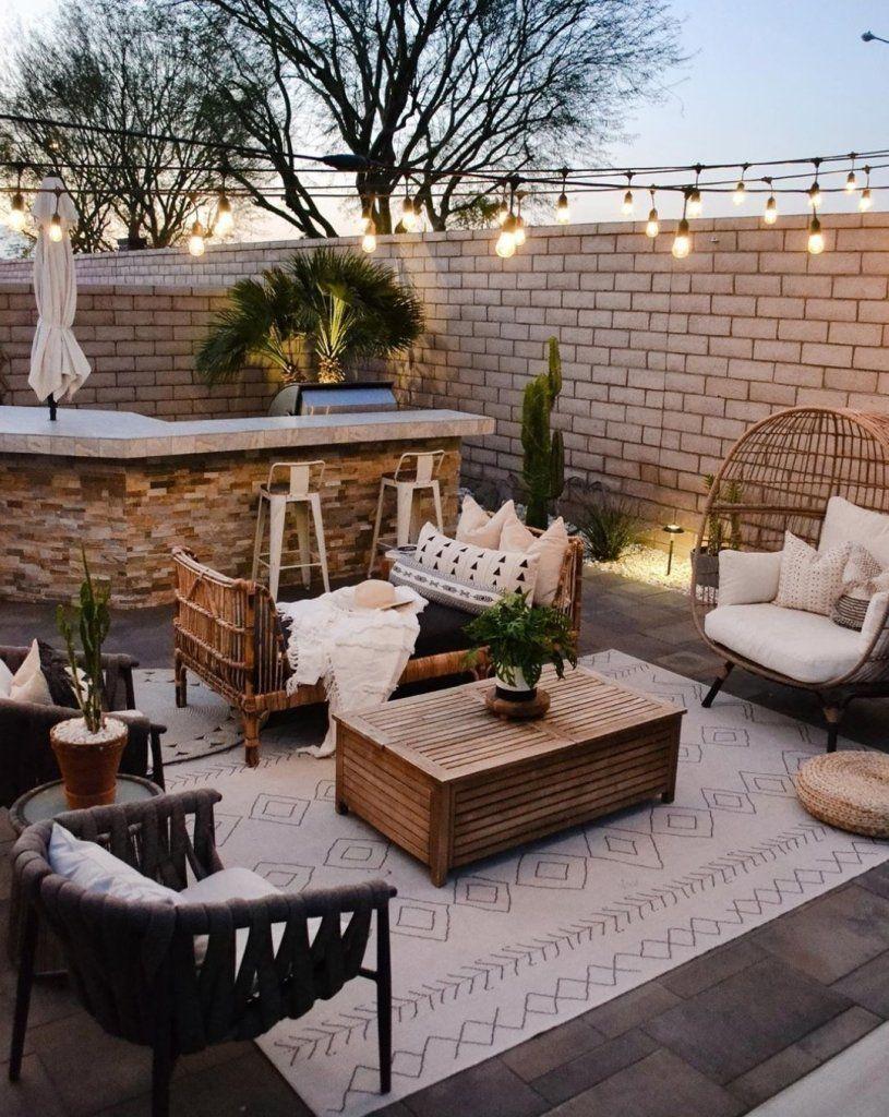 Incredible Outdoor Bar Ideas Inspo For Your Garden Ideas Inspo Resin Patio Furniture Patio Patio Decor Modern garden ideas with bar