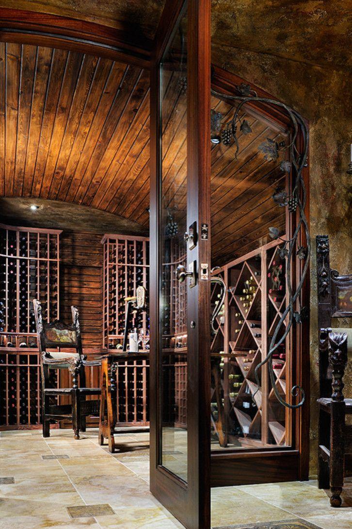 Wine cellar | W I N E C E L L A R S | Pinterest | Weinkeller und Ideen
