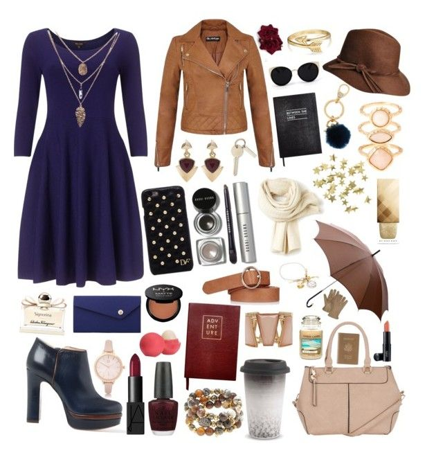 """""""Caramel & Neutral Glory"""" by sweetesthome on Polyvore featuring L'Autre Chose, Phase Eight, Sloane Stationery, Miss Selfridge, Diane Von Furstenberg, Bobbi Brown Cosmetics, NARS Cosmetics, White House Black Market, River Island and OPI"""