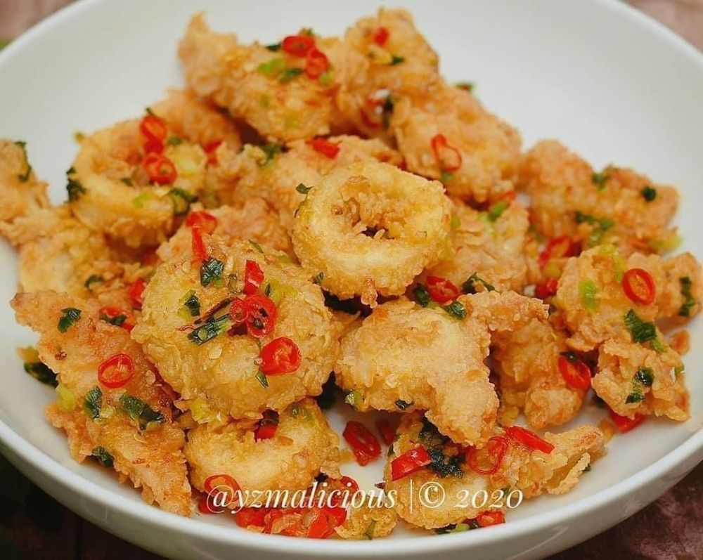 Resep Bumbu Cabai Garam C 2020 Brilio Net Resep Masakan Masakan Makanan