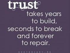 Quotes About Broken Family Trust Quotes Inspirational Quotes About Friendship Words Quotes Meaningful Quotes