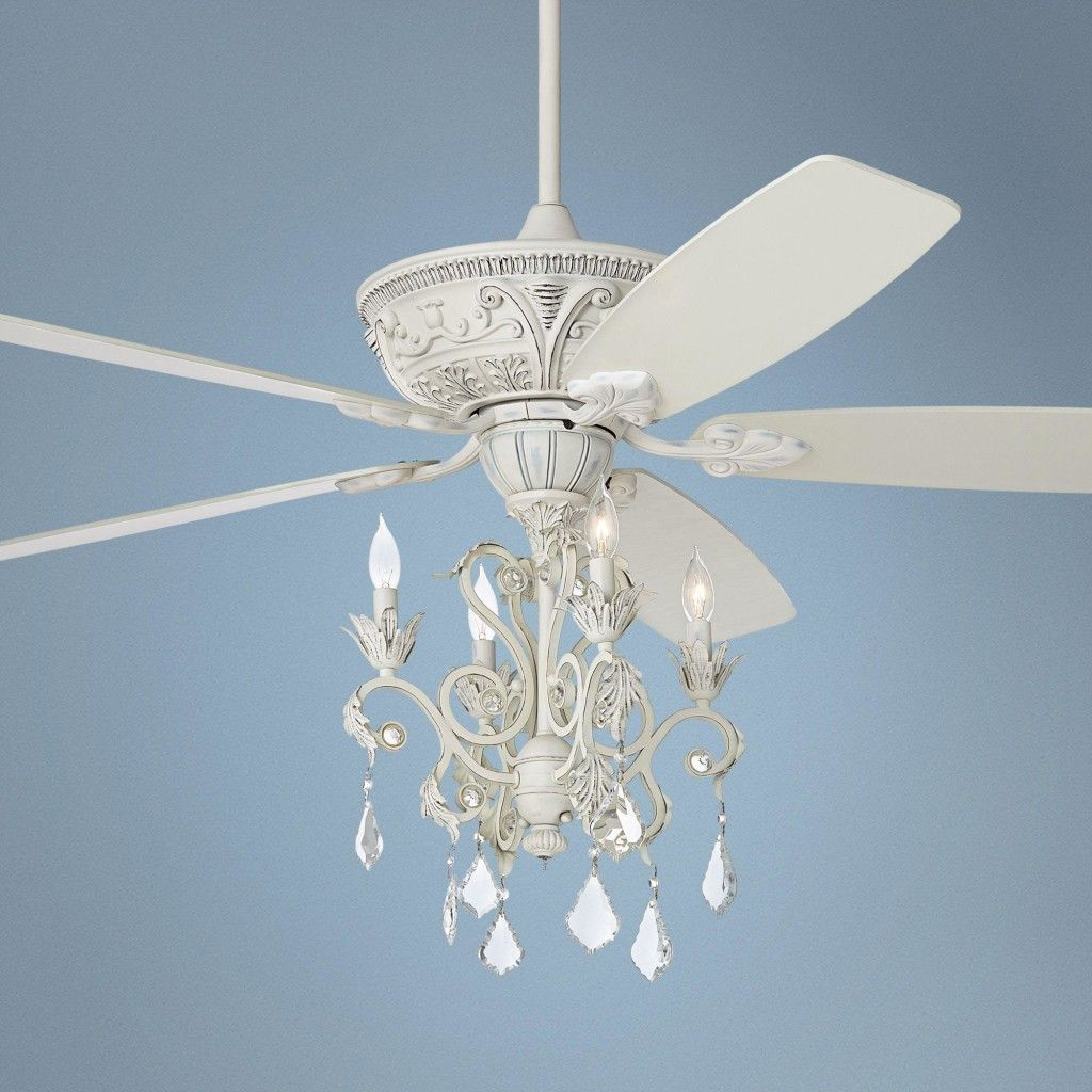Casa Montego Rubbed White Chandelier Ceiling Fan Not Sure If I Need A
