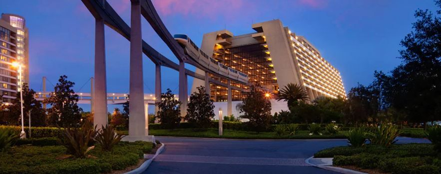 Disney's Contemporary Resort Walt Disney World