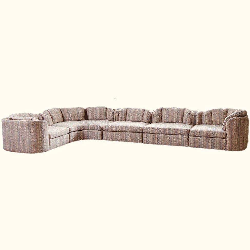 Henredon 5 Piece Sectional Sofa