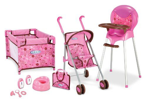 17 Best images about Graco Baby Doll Playset on Pinterest ...