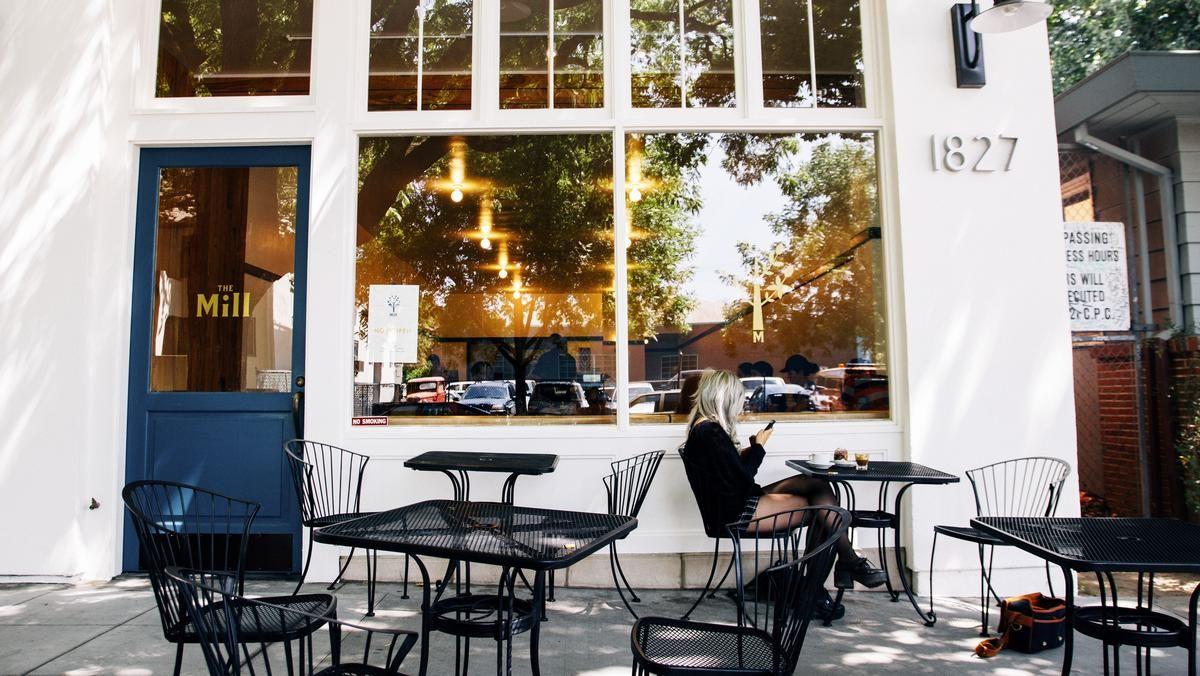 The Mill serves specialty coffee in midtown Cool cafe