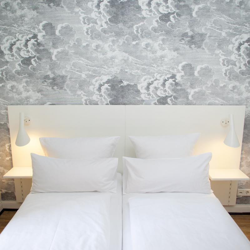 Fritz Im Pyjama Hotel Hamburg Reisen Hamburg Schlafzimmer Und Hafen