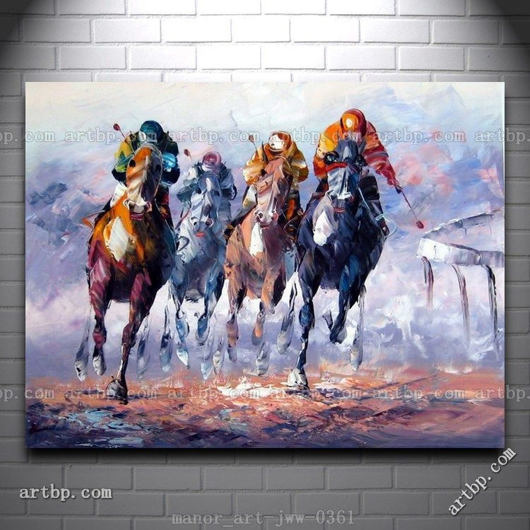Explore Horse Paintings On Canvas And More