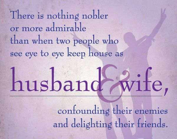 Love Quotes For Your Husband The Relationship Between Husband And