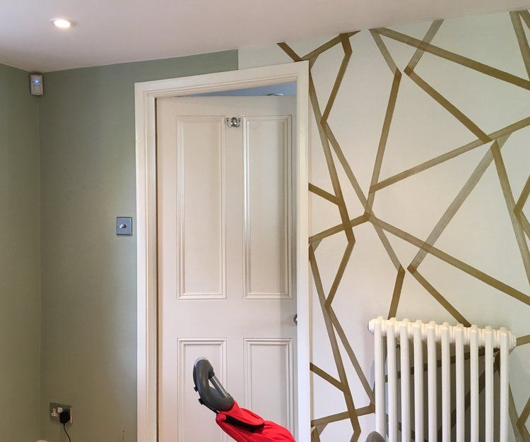 How To Put Up Wallpaper A Simple Easy Guide Melanie Lissack Interiors How To Hang Wallpaper Diy Wallpaper Wallpaper
