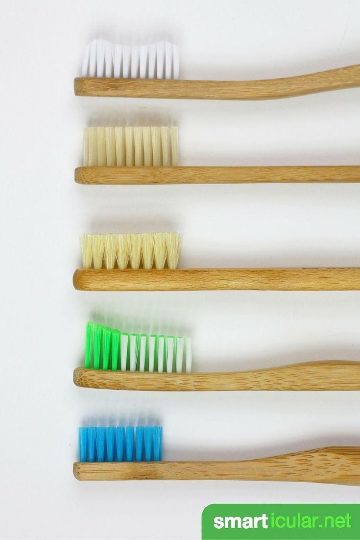 Zahne Putzen Ohne Plastik Bambuszahnbursten Im Vergleich