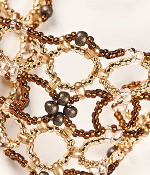 Tutorial - Bracelet with Seed Beads - Fire Mountain Gems and Beads