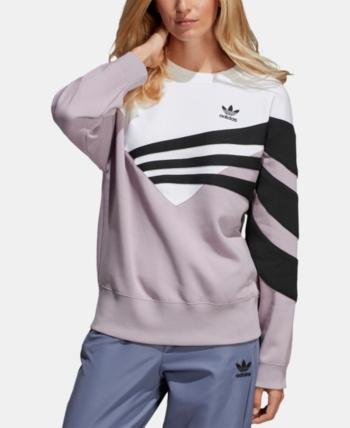 1bacceae adidas Bossy 90s Cropped Sweatshirt | Products in 2019 | Sweatshirts ...