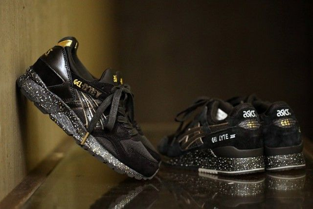 ATMOS x ASICS GEL LYTE V (BLACKGOLD) | TrainersSneakers