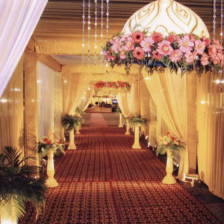 Want to hire a party decorator or wedding decorator? A decorator can give  it a .
