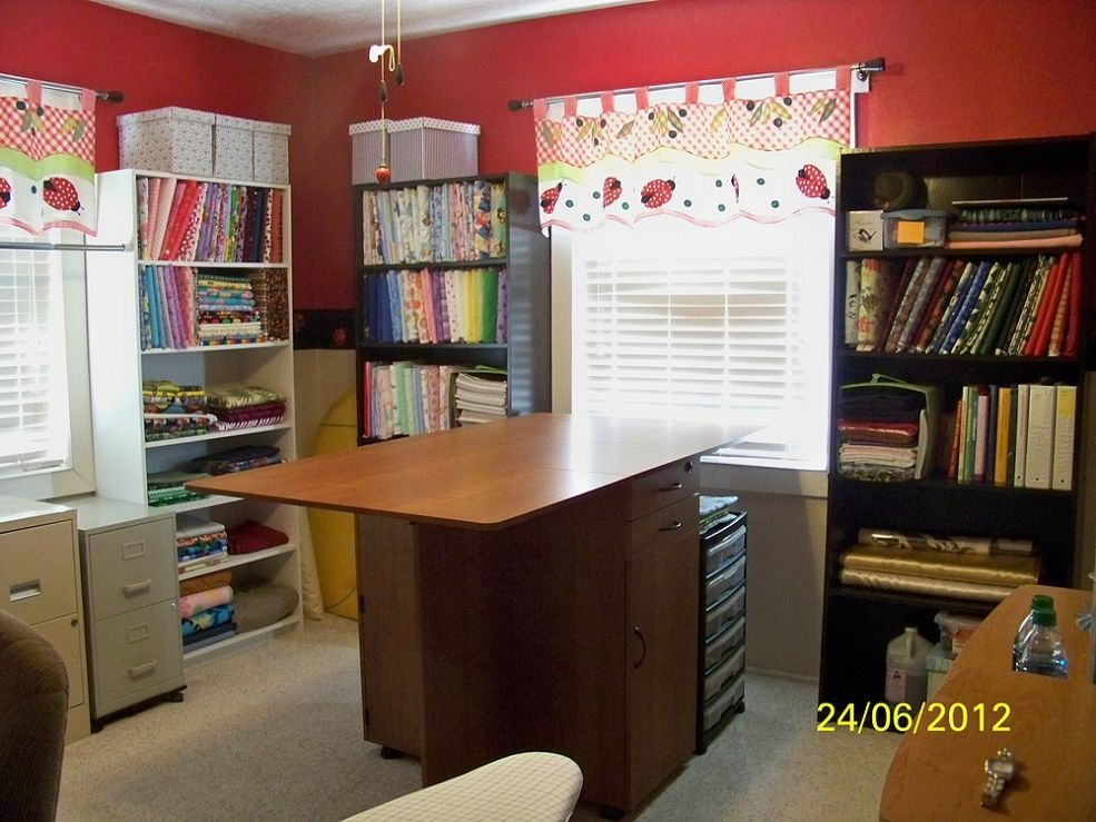 """""""Quilting Info""""....A better way to organize your fabric!!"""