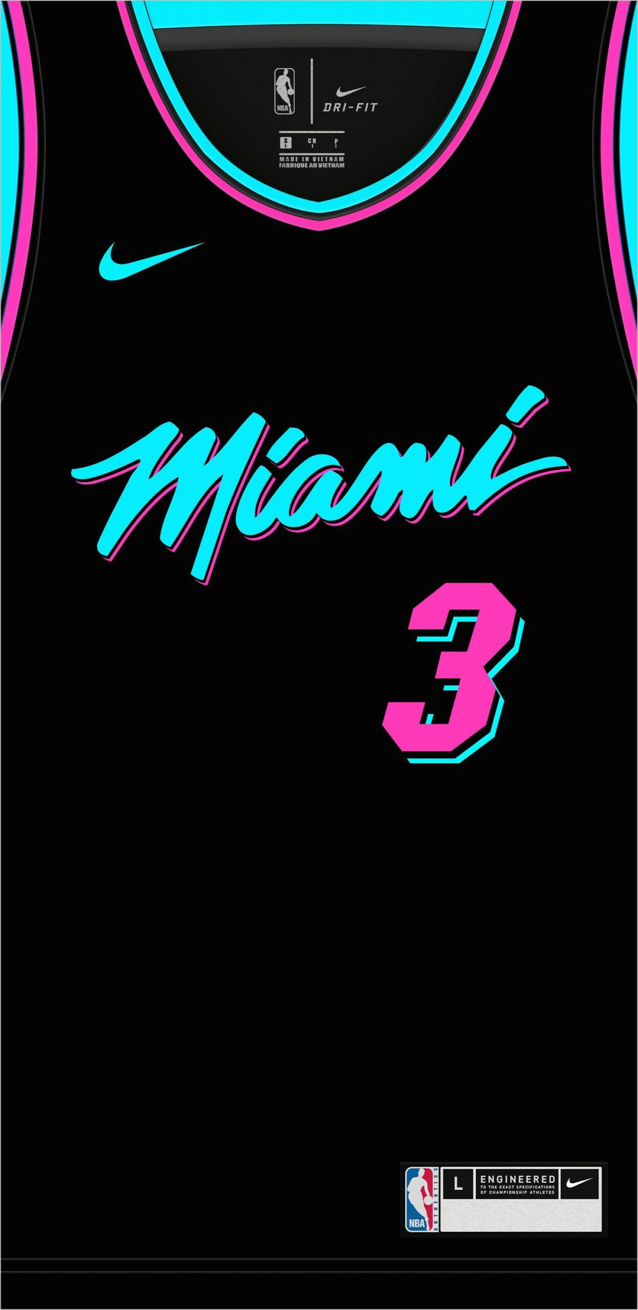 Nba Miami Vice Wallpaper 4k In 2020 Nba Miami Heat Miami Vice Miami Heat Logo