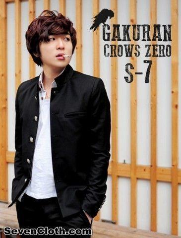 jual jaket crows zero online murah JAS GAKURAN S 7 model