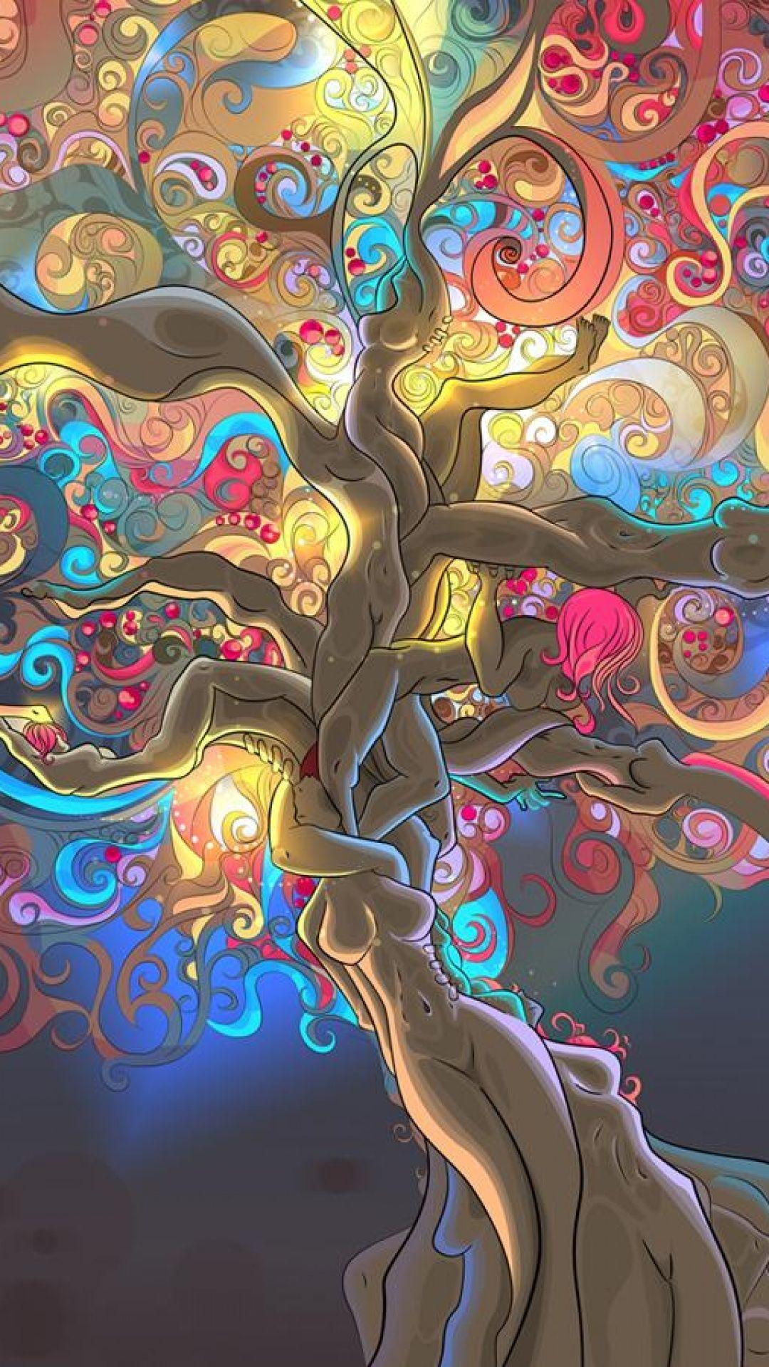 Cele Mai Bune De Idei Despre Psychedelic Wallpaper Hd Pe Pinterest
