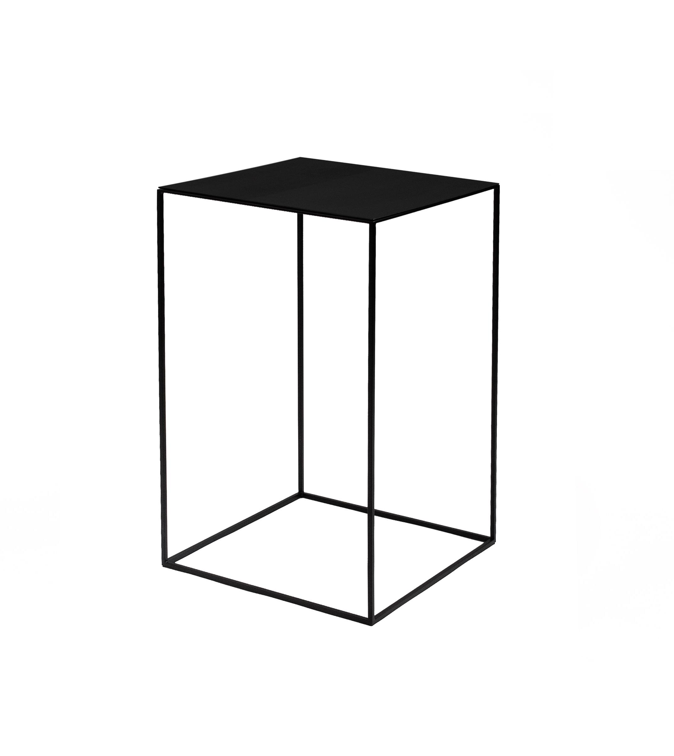 Bijzettafel Zwart Vierkant.Bijzettafel Vierkant Zwart Interieur Table Home Decor En Decor