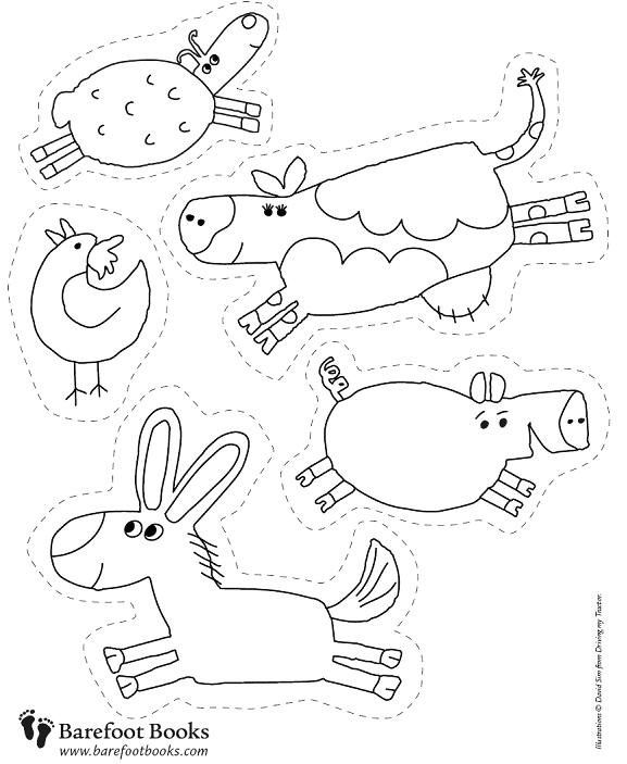 Farm Worksheets For Kindergarten : Farm themed worksheets kindergarten math lesson
