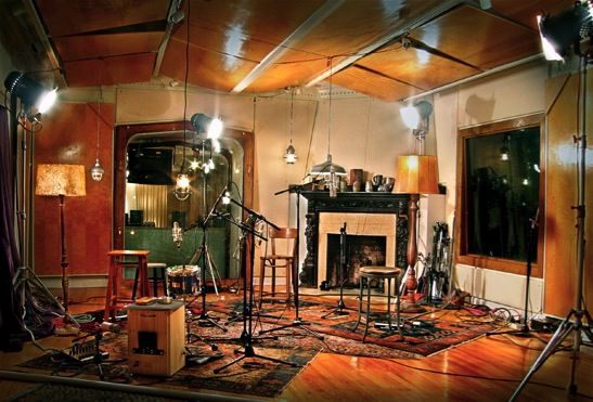 The Castle Recording Studio