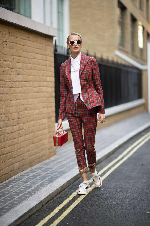 Milán Y Londres: El Mejor Street Style En Más De 30 Imágenes – Cut & Paste – Blog de Moda