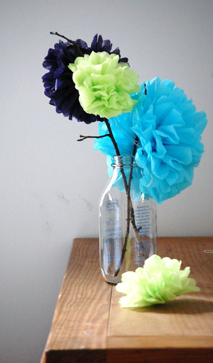 Boybabyshowercenterpieces inexpensive baby shower decorations