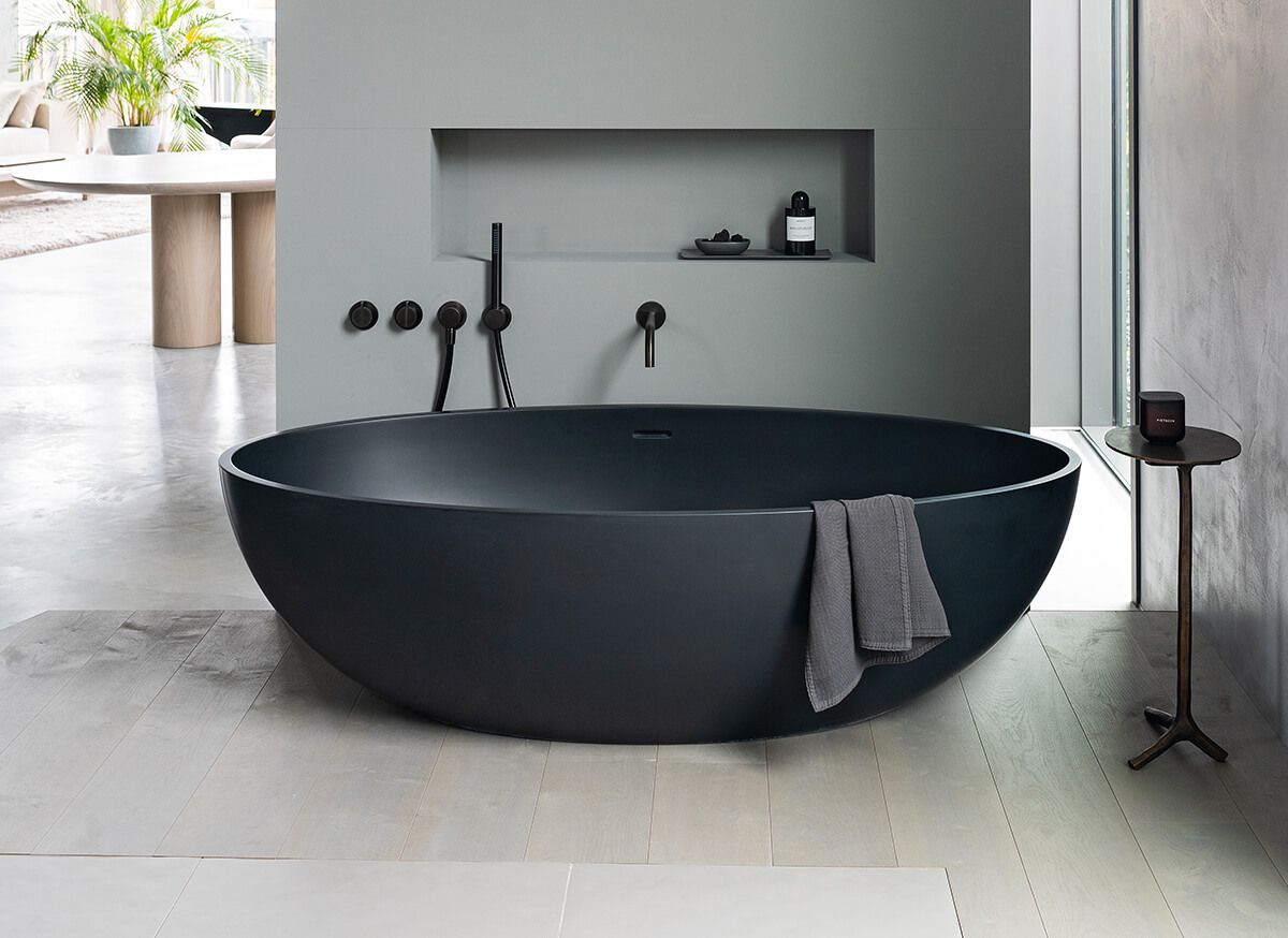 Cocoon Atlantis Free Standing Bathtub In 2020