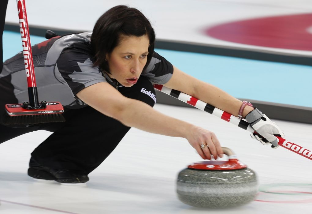 Canada at Sochi Games Day 1 of Competition (With images