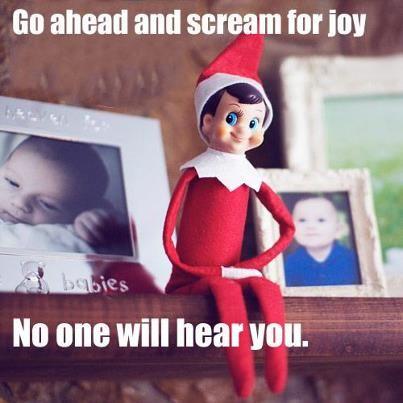 3ab0481a341894ef0d3703df54afd18f elf on a shelf humor pinterest elves and humor