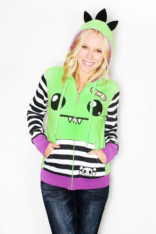 SoSo Happy gertie hoodie
