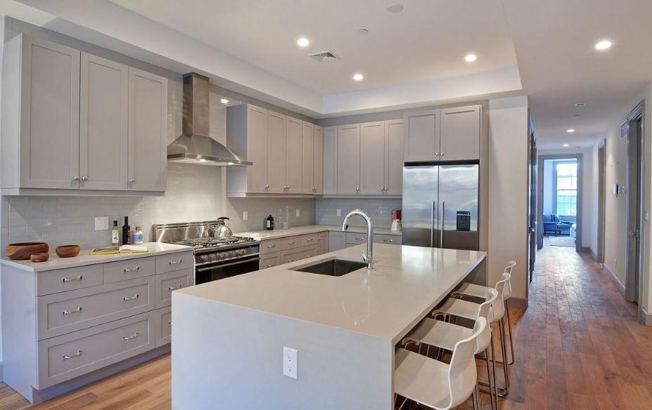 Modern Kitchen Living Room Interior Interior Design Trends Interior Design Living Room