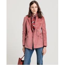 Photo of Gant Cord Blazer (Pink) Gant