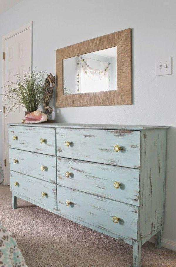 furniture awesome distressed bedroom furniture ideas using teak