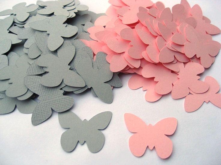 mariage rose gris d co table papillon diy faire soi m me d co mariage pinterest rose. Black Bedroom Furniture Sets. Home Design Ideas