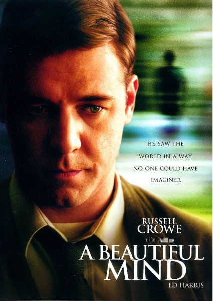 Pin it to Win it - MRR Oscar Giveaway - A Beautful Mind - Best Picture 2001 - http://pinterest.com/pin/384354149418342531/