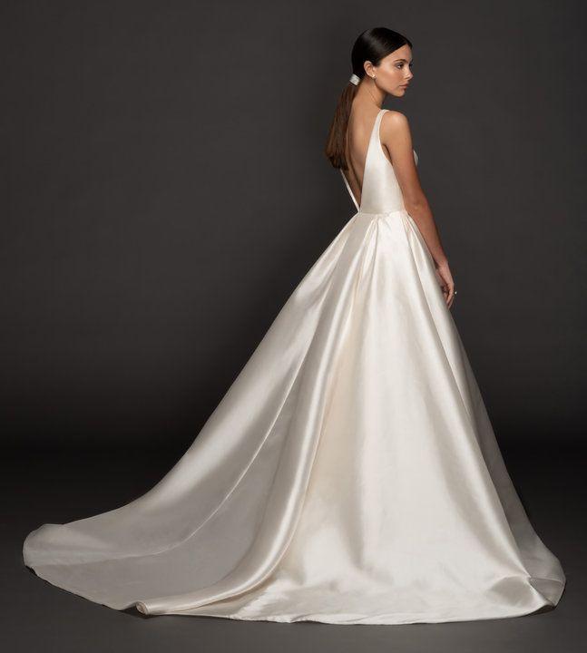Tara Keely Ivory Silk Taffeta Off Shoulder Gown: Style 2950 Laia Tara Keely By Lazaro Bridal Gown
