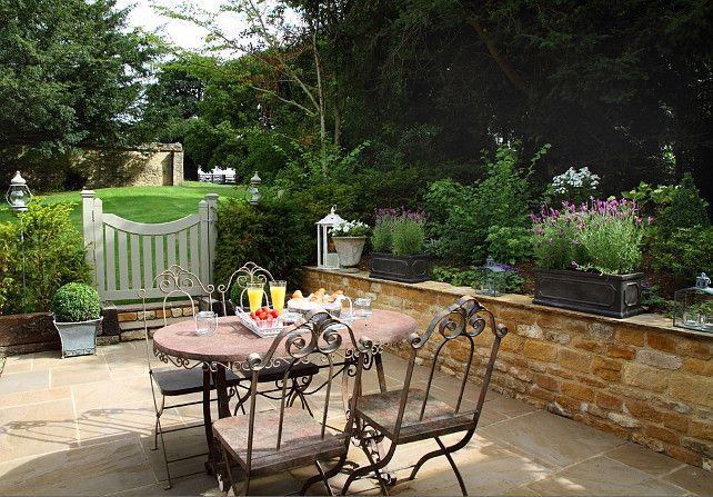 French+Cottage+Style | cottage del 1800 sapientemente ristrutturato in un romantico French ...