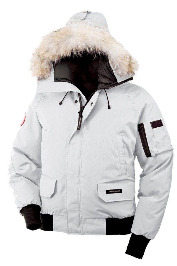 New Stlye Canada Goose Chilliwack Bomber Men White Online Sale Canada Goose Fashion Canada Goose Parka Coat Canada Goose