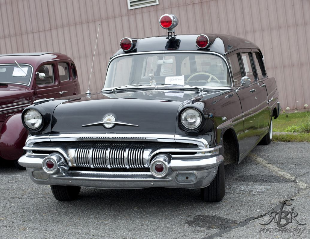 1957 pontiac`vintage Ambulance   Fire Trucks   Pinterest ...