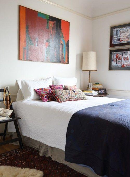 A World Traveler Creates A Home Base Design Sponge Home Bedroom Interior Bedroom Decor