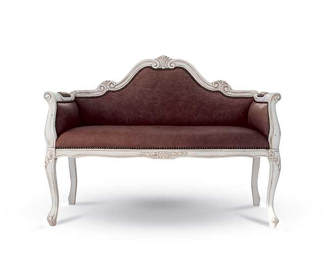 Muebles Portobellostreet.es: Sofa Fenice - Bancos Vintage - Muebles ...